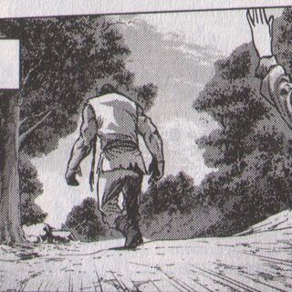 Taretha hilft Thrall zur Flucht.