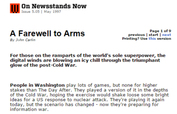 A Farewell to Arms 97