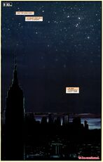 Empire State Building, NYC Blackout, 1977