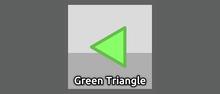 Diep.io.PolygonProfile GreenTriangle NEW Nav