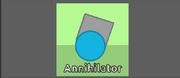 Annihilator cv