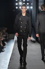 FW13-Milan-Mens-Black-Gold-catwalk-22