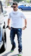 Joe-Jonas-Mosley-Tribe-Sunglasses-All-Saints-Sweatshirt-Diesel-Jeans-Nike-Blazer-SP-Sneakers-3