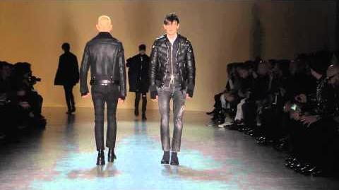 Diesel Black Gold FW15 Menswear Fashion Show