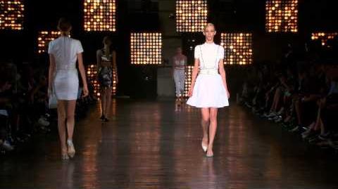 Black Gold Womenswear Spring Summer 2015 Show