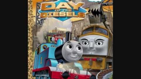 Day of the Diesels book covers - Flynn and Belle revealed!