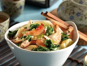 File:LobsterSurimiBabyBokChoyStirFrywithGingerSoyaSeasoning.jpg