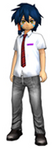 Keenan Crier (School Uniform) dm