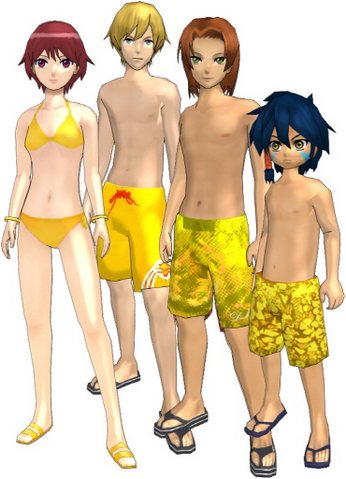 "File:Marcus Damon, Thomas H. Norstein, Yoshino ""Yoshi"" Fujieda, and Keenan Crier (Yellow Swimsuits) dm.png"