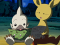 4-09 Bokomon and Neemon Reading.png