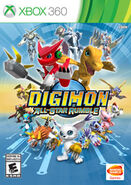 Digimon All-Star Rumble (X360) (NTSC-U)