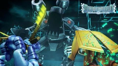 Digimon World Next Order - Announcement Trailer PS4