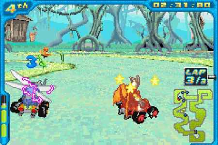 File:Digimon Racing Screen01.jpg