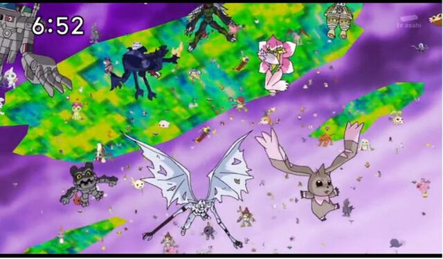 File:Digimon absorbed by Shoutmon X7 Superior Mode.JPG
