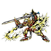 EmperorGreymon b