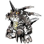 BlackGabumon b