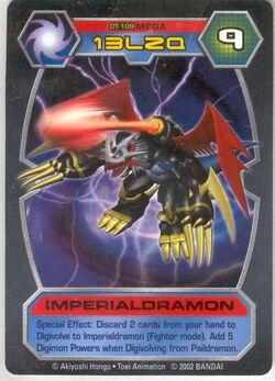 Imperialdramon DT-109 (DT)
