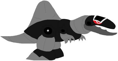 BlackMechadramon