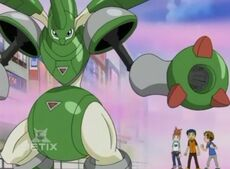 List of Digimon Tamers episodes 17