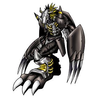BlackWarGreymon b