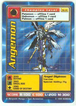 Angemon St-14 (DB)