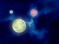 4-46 Three Moons
