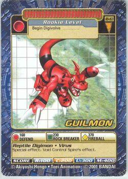 Guilmon Bo-163 (DB)