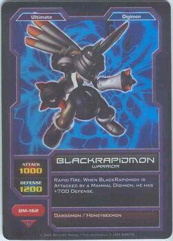 BlackRapidmon DM-162 (DC)