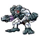 Gorillamon b