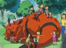 List of Digimon Tamers episodes 09