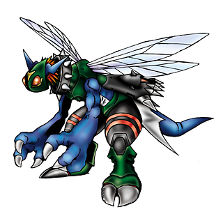 Dinobeemon b