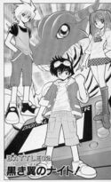 List of Digimon Next chapters 2