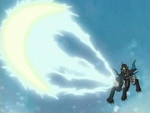 Raidramon's Thunder Blast AttackAnimation