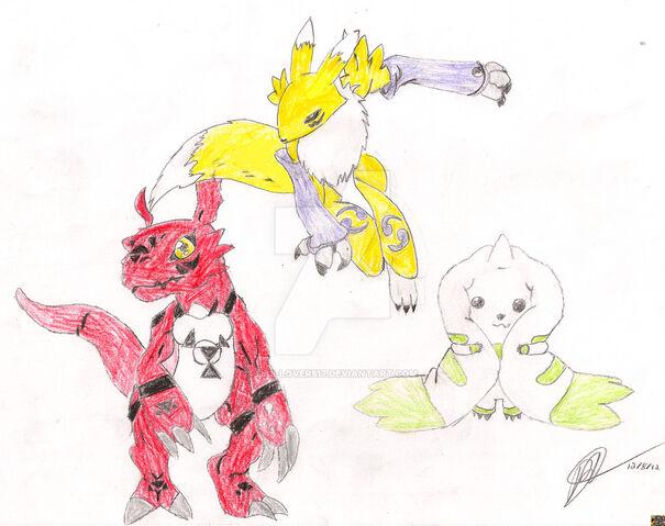 File:Renamon guilmon and terriermon by digi lover517-d5nk0b3.jpg