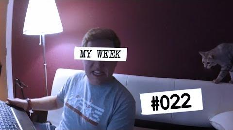 MARTYN KICKED ME OUT!?! My Week 022 Vlog