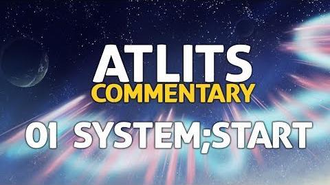 ATLITS Commentary - 01 System;Start