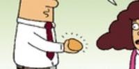 Golden Egg CEO