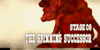 "Stage 8: ""A Spinning Successor"""