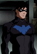 Nightwing Young Justice