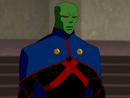 Martian Manhunter Young Jutice