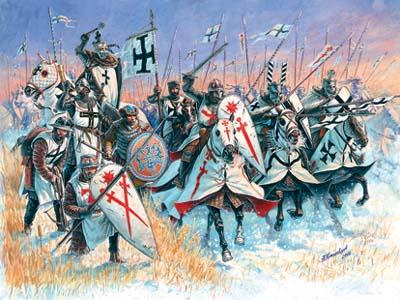 Livonian knights