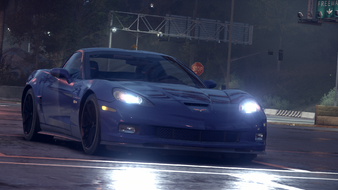 Chevrolet Corvette C6 Z06 - SP1
