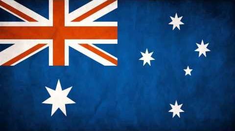 National Anthem Of Australia