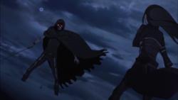Kirito versus Death Gun