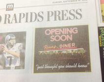 Grand rapids press 14 sep 2014