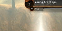 Brontops Blockade