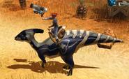 Parasaurolophus Level 1-2
