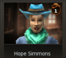 Hope Simmons