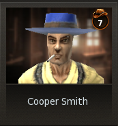 CooperSmith Face