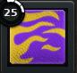 Flames PurpleYellow